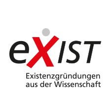 Logo von EXIST – Existenzgründungen aus der Wissenschaft